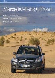 01-2009 - Mercedes-Benz Offroad
