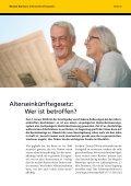 Steuerpflicht für Rentner. Thema des Monats - Renten Service - Seite 2