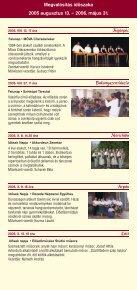 A Közművelődési Programok Tájoltatásának Programfüzete 2005 ... - Page 3