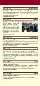 A Közművelődési Programok Tájoltatásának Programfüzete 2005 ... - Page 5