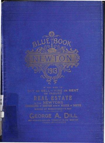 boston - Newton Free Library