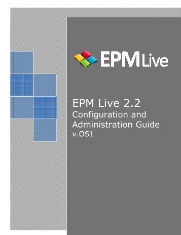 EPM Live 2.2