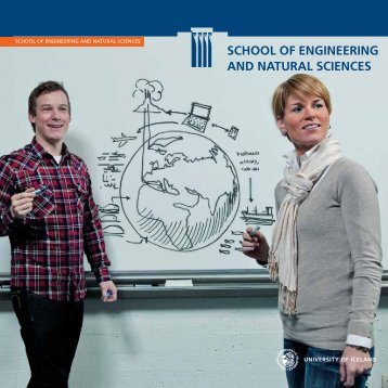 school of engineering and natural sciences - University of Iceland