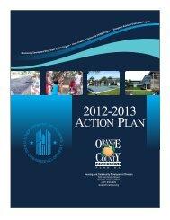 2012-2013 Action Plan