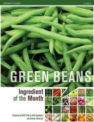 Green Beans - Clemson University