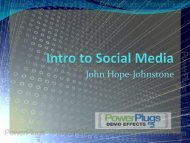 How To Use Social Media - Gwttra.com