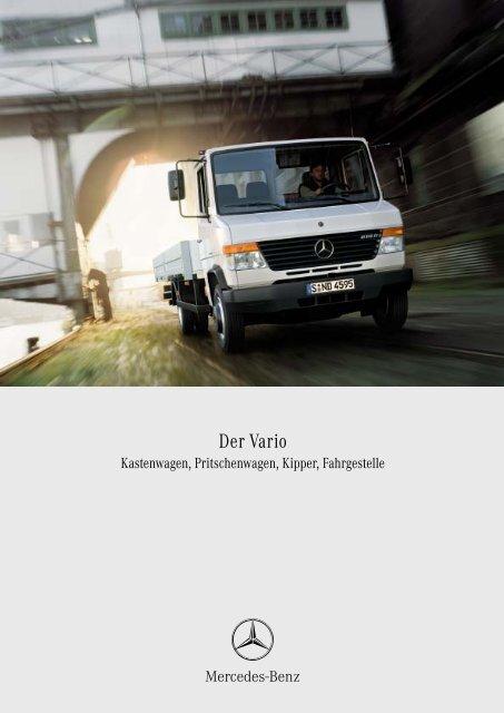 Der Vario - Mercedes Benz
