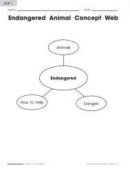 Endangered Animal Concept Web - Benchmark Resources