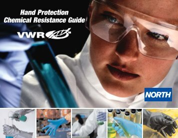 Chemical Resistance Glove Guides: NORTH