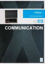 Communication Manual