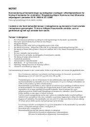 Notat - kommentering af bemærkninger.pdf - Ringkøbing-Skjern ...