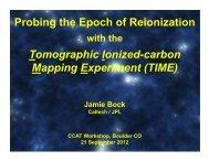 TIME - Caltech