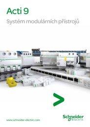 Acti 9 katalog (pdf - 50 MB) - Schneider Electric CZ, s.r.o.