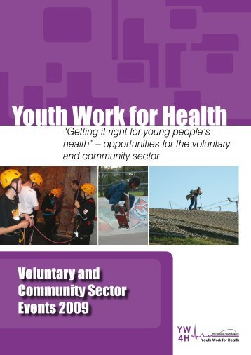 find out more - SVSYF sunderland voluntary sector youth forum