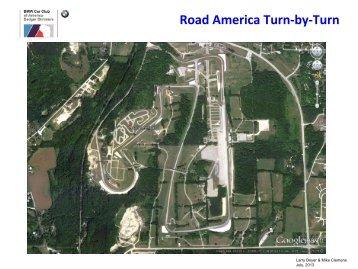 Road America Turn-by-Turn - Badger Bimmers