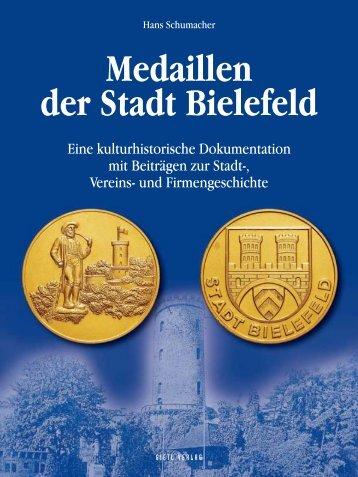 Medaillen Stadt Bielefeld