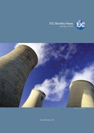 EIC Monthly News - UTC Engenharia
