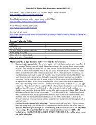 Timing Belt Resources: - Porsche 928