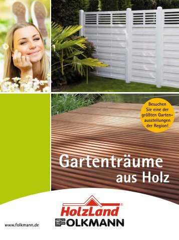 Gartenträume - Folkmann