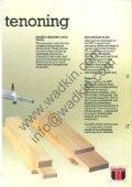 Wadkin SET Tenoner Literature - Page 4
