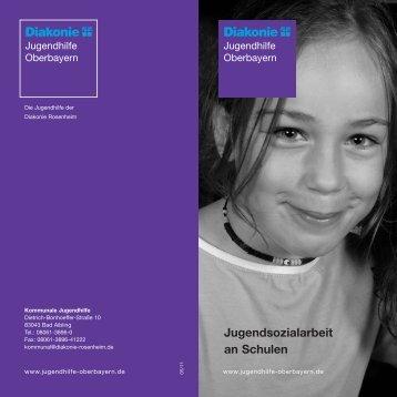 Jugendsozialarbeit an Schulen (JaS) - VS Rottach-Egern