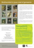 Zwarte roodstaart is stadsmus - Natuurpunt - Page 4