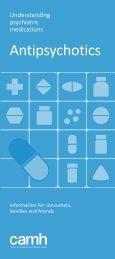 Understanding Psychiatric Medications - CAMH Knowledge Exchange