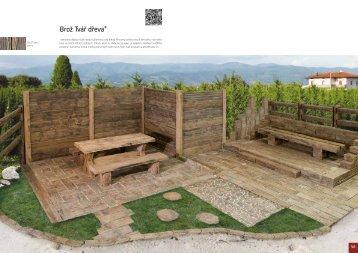 Brož Tvář dřeva® - Beton Brož