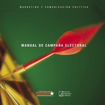 MANUAL DE CAMPAÑA ELECTORAL - ODCA