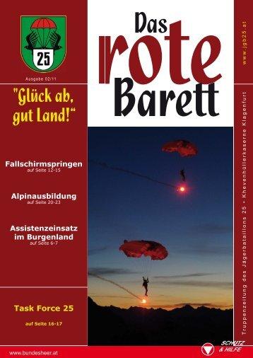 Task Force 25 - Österreichs Bundesheer
