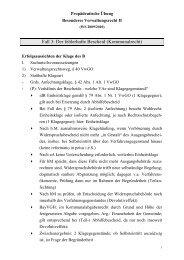 ENTWURFSFASSUNG / DR