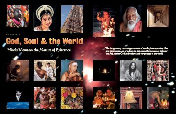 Hindu Views on the Nature of Existence - Hinduism Today Magazine