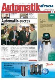 AUTOMATIK 2006 - Teknik og Viden