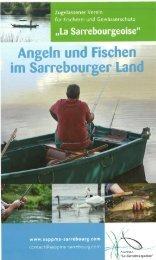 Angeln im Sarrebourger Land – PDF - Rhodes Lorraine