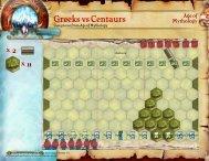 Greeks vs Centaurs