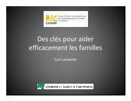 C. Lacharité - Csss-iugs.ca