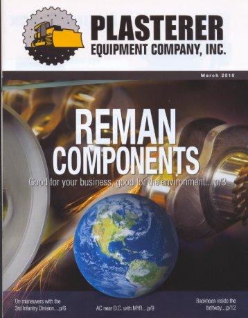 March - Plasterer Equipment Company