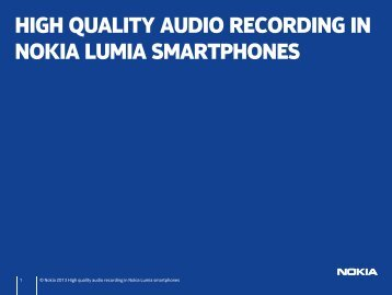 High-quality-audio-recording-in-Nokia-Lumia-smartphones