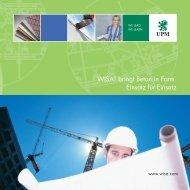 WISA® bringt Beton in Form. Einsatz für Einsatz
