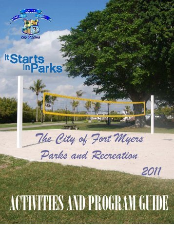 2011 Parks and Rec Guide w, ADV1.pub - Fort Myers Business ...