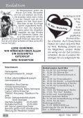 Gemeindebrief April / Mai 2009 - Katholische Pfarrei St. Joseph in ... - Page 2