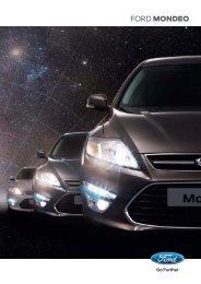 Brochure Nouvelle Mondeo (PDF) - Ford