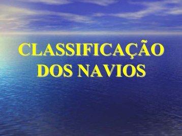 7. Classificação dos Navios - B