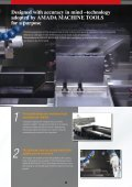 Lineup of lathes - Amada - Page 4