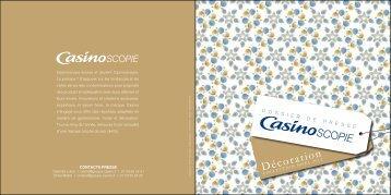 Décoration - Groupe Casino