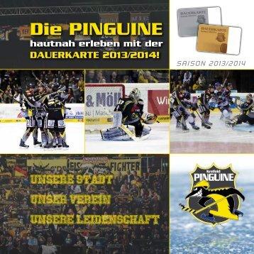 Die Pinguine - Krefeld Pinguine