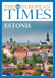 Download Estonia Report - The European Times