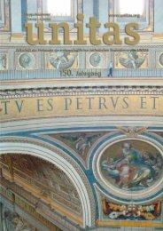 Unitas-Ausgabe 1/2010