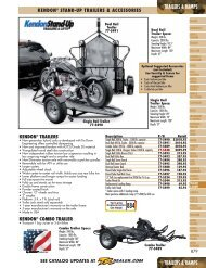 Trailers & Ramps - Harley-Davidson® Parts and Accessories