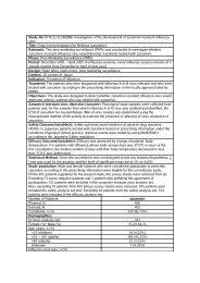 Study No: - GSK Clinical Study Register